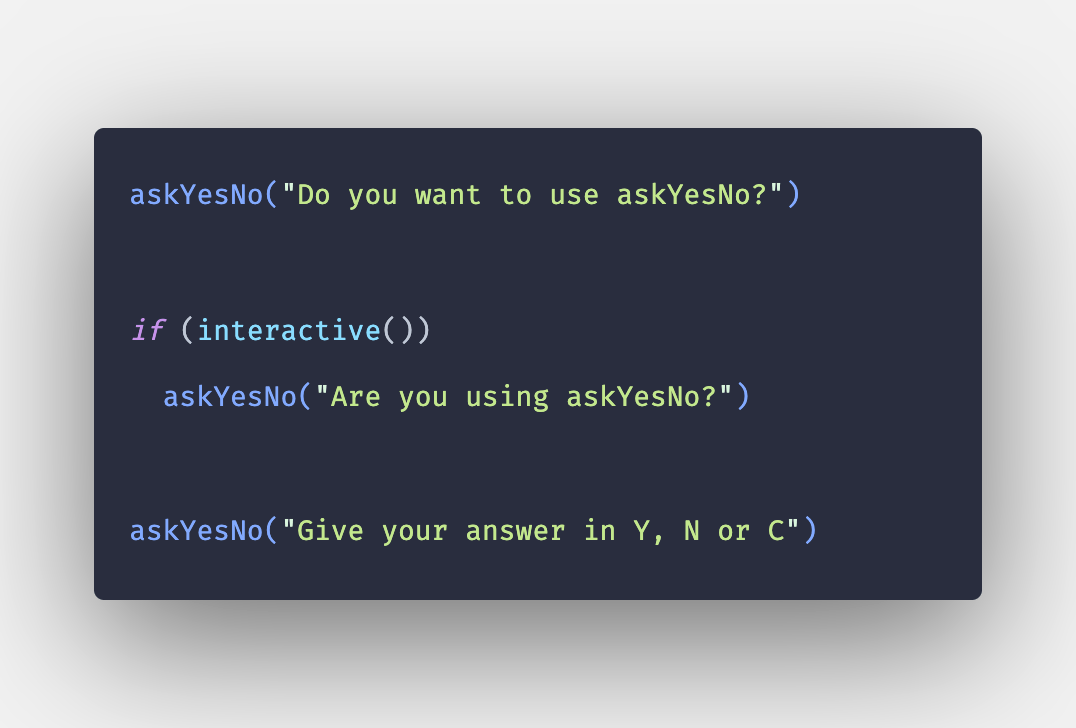 askYesNo in R - How to Ask a Yes or No Question in R